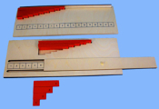 Subtraction Strip Board