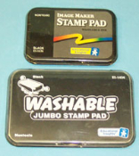 Washable Ink Stamp Pad