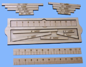 Primary Fraction Ruler