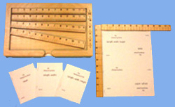 Fraction Rulers