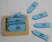 Arrows for the Teaching Clock