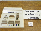 Calendario de Escritorio Desk Top Calendar